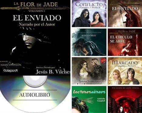 Pack de ebooks y audiolibros de Fantasía en el que el lector decide cuánto paga y qué porcentaje llega a los autores