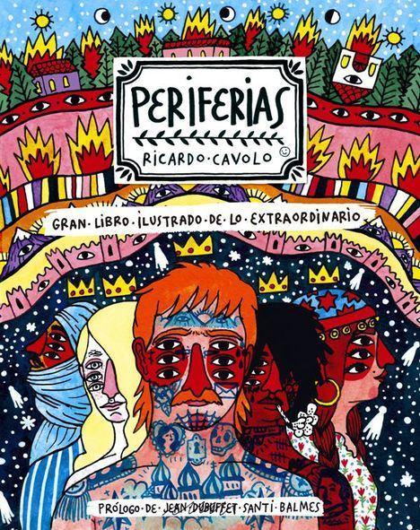 Ricardo Cavolo publica el libro ilustrado
