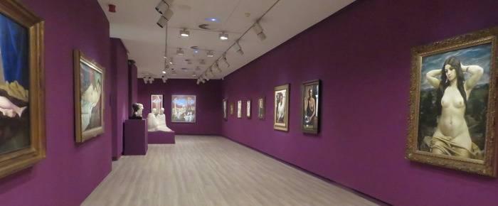 """La exposición: """"Retorno a la Belleza. Obras maestras del arte italiano de entreguerras"""