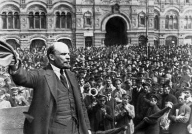 Las Tesis de Lenin