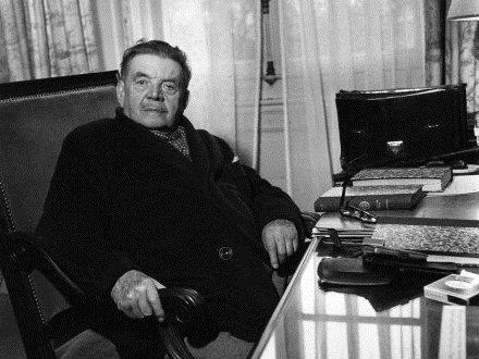 Édouard Herriot en el radical-socialismo