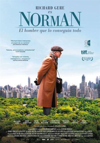 Norman, el hombre que lo conseguía todo