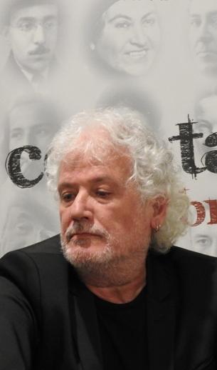 Antonio Lafarga, bajo la inspiración de Fernando Pessoa