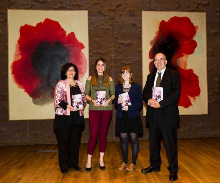 Alexandra Roma gana el Premio Literario 'la Caixa' / Plataforma de novela juvenil