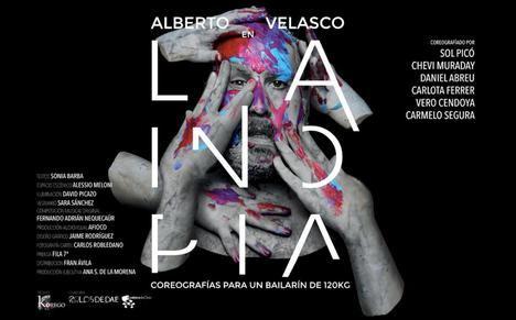 Alberto Velasco presenta