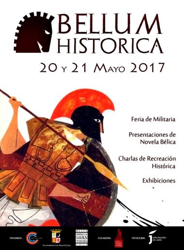 """Llega la primera edición de """"Bellum Histórica"""" al Museo de la Batalla de las Navas de Tolosa (Santa Elena)"""