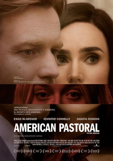 """""""American pastoral"""", dirigida e interpretada por Ewan McGregor, basada en el libro de Philip Roth"""