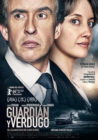 """""""Guardián y verdugo"""", dirigida por Oliver Schmitz"""