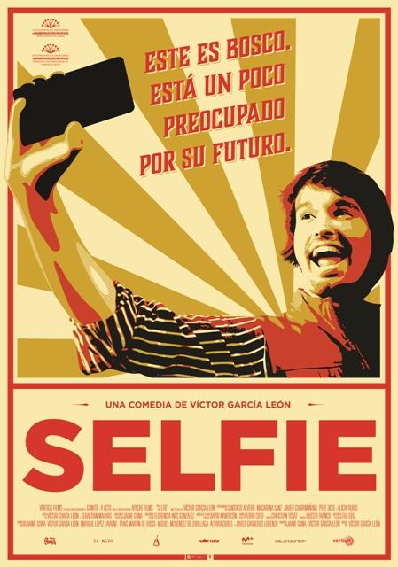 """""""Selfie"""", coescrita, coproducida y dirigida por Víctor García León"""