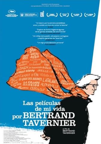 """""""Las películas de mi vida por Bertrand Tavernier"""""""