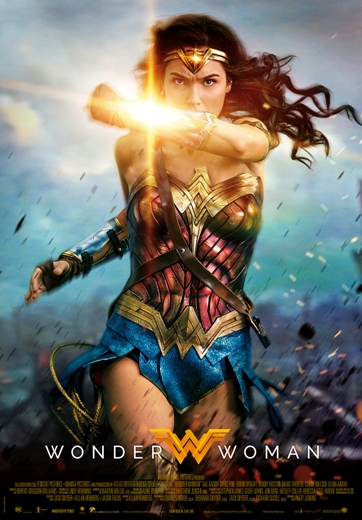 """Wonder woman"", dirigida por Patty Jenkins"
