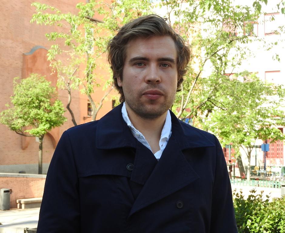 """Entrevista a Daan Heerma van Voss, autor de """"La última guerra"""""""