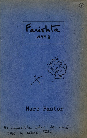 Marc Pastor publica