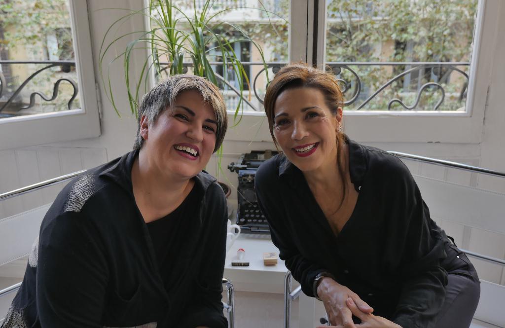 Entrevista Montse Barderi y Emma Vilarasau, autoras de