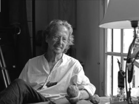 El escritor austriaco Peter Handke, Doctor honoris causa por la Universidad de Alcalá