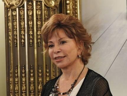 Isabel Allende publica su nueva novela