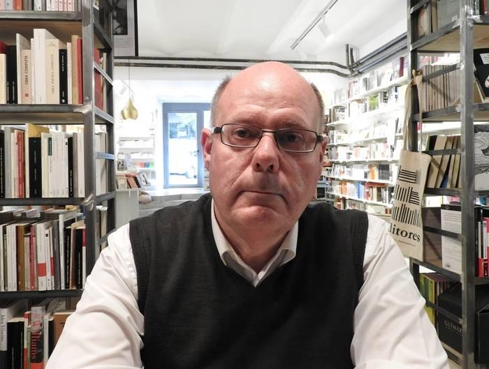 """Entrevista a José Joaquín Bermúdez Olivares, autor de """"El hombre de negro"""""""