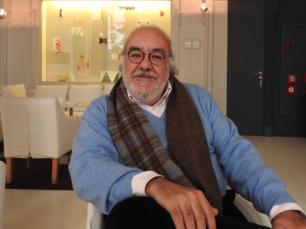 """Entrevista a Juan Pedro Cosano, autor de """"Las monedas de los 24"""""""