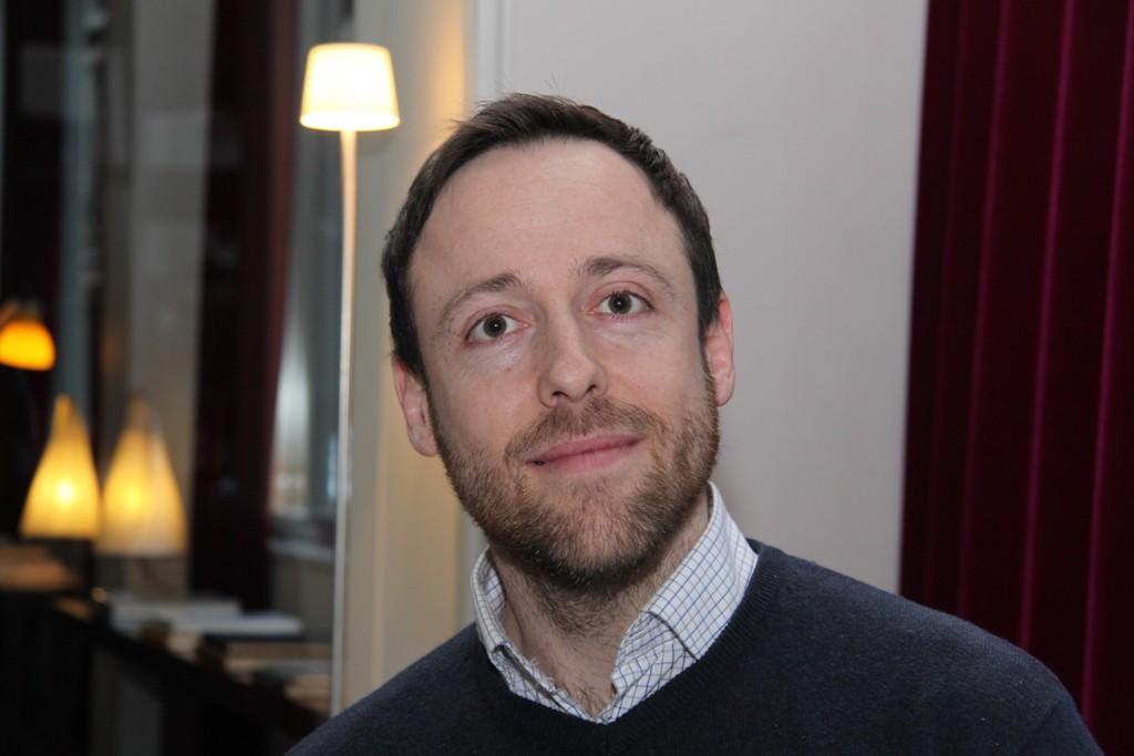 Juan Laborda publica su tercera novela,