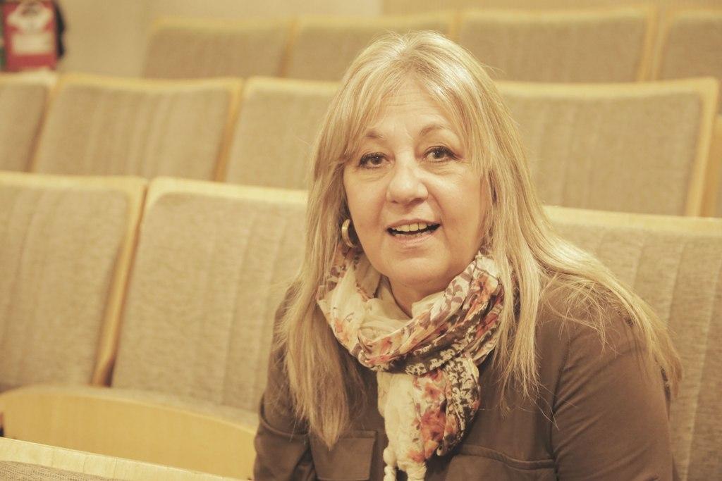 La escritora argentina Laura Massolo se presenta en Madrid