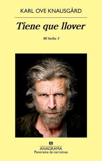 Karl Ove Knausgård publica en quinto volumen de