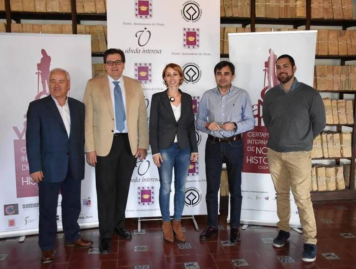 Premio de Novela Histórica Ciudad de Úbeda
