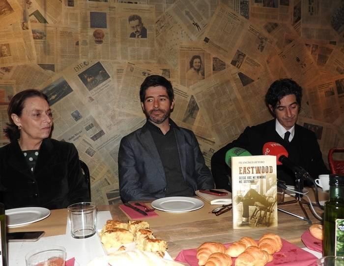 Ana Gavín, Francisco Reyero y Nacho Garmendia