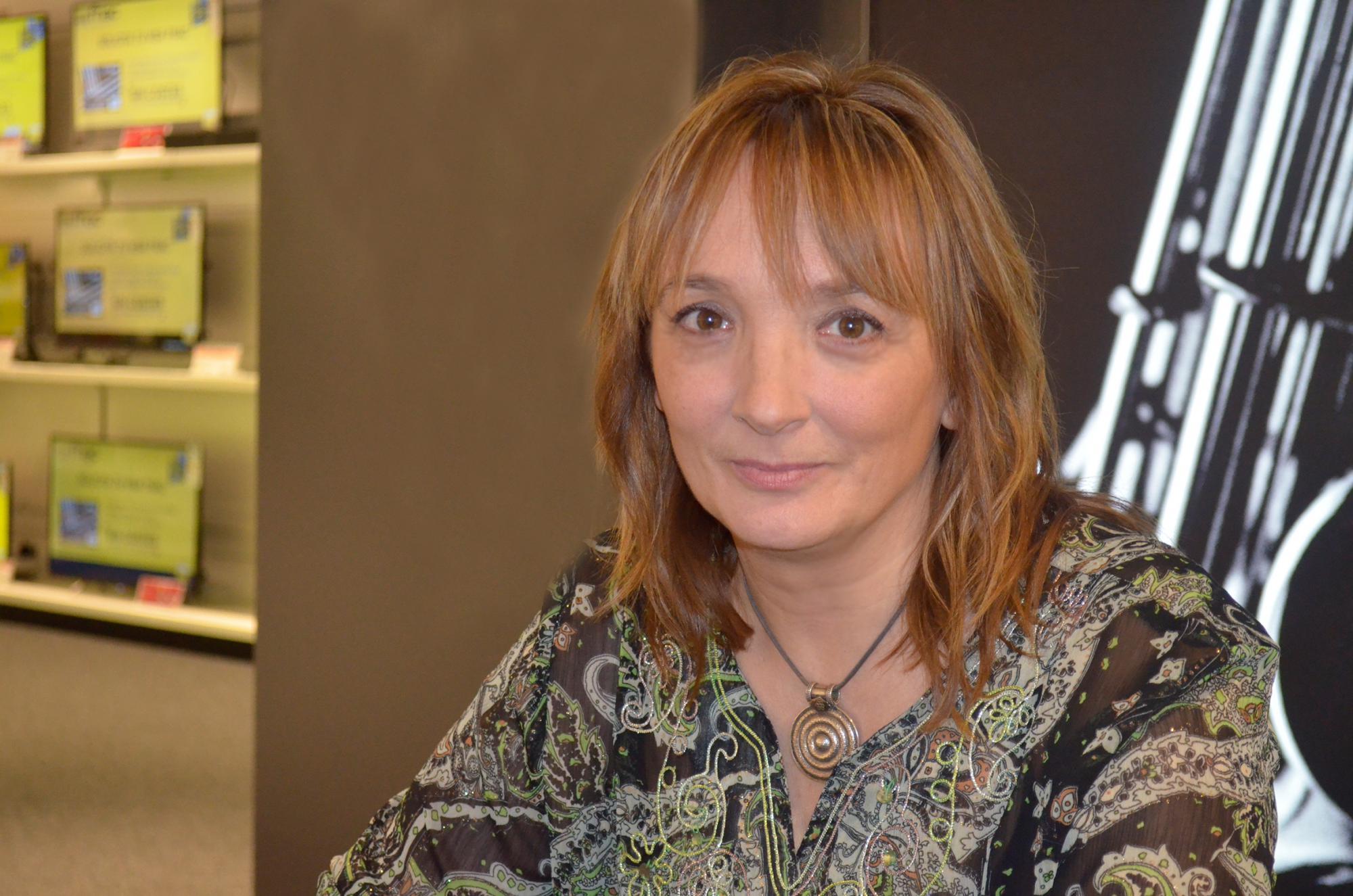 """Entrevista a Susana Rodríguez Lezaun, autora de """"Deudas del frío"""""""