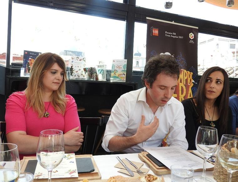 María Mercedes Murillo García, Gabri Brandariz y Fátima Embark Alí