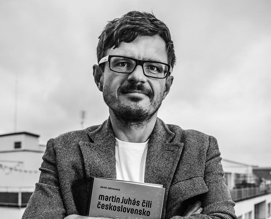 Huso publica la obra del checo David Zábranský