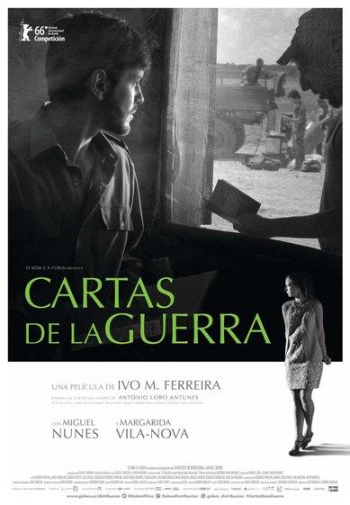 """""""Cartas de la guerra"""", coescrita y dirigida por Ivo M. Ferreira"""