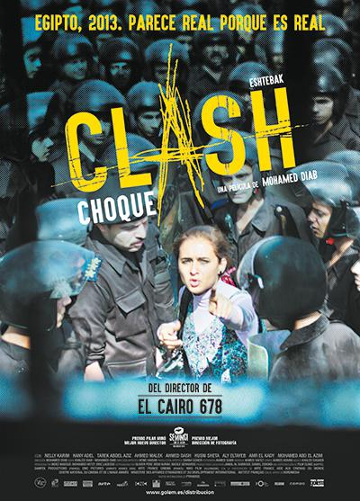"""""""Clash"""", escrita y dirigida por Mohamed Diab"""