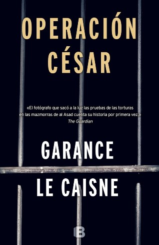 La reportera de guerra Garnace Le Caisne publica