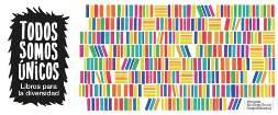Penguin Random House Grupo Editorial lanza el logo «Todos somos únicos. Libros para la diversidad»