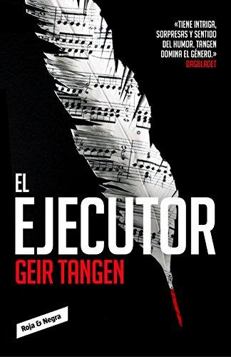 El bloguero noruego Geir Tangen publica la novela negra