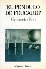 'El péndulo de Foucault', de Umberto Eco