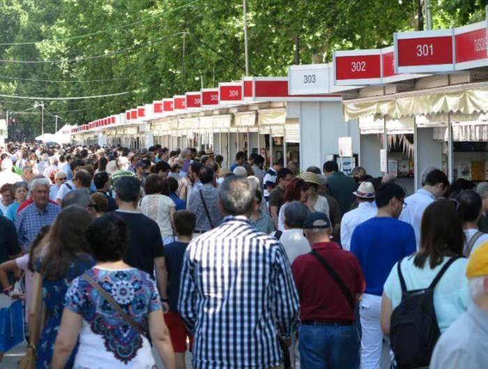 La Feria del Libro de Madrid cierra con un aumento del 8% en las ventas