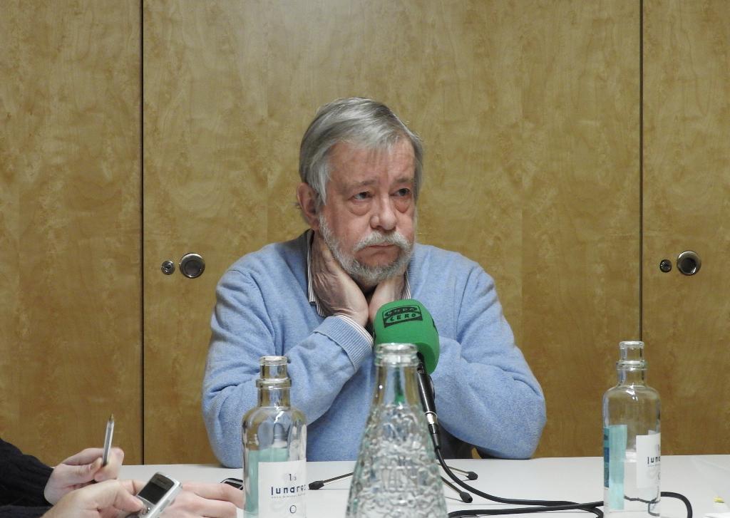 J. M. Guelbenzu regresa con el octavo libro sobre la juez Mariana de Marco,