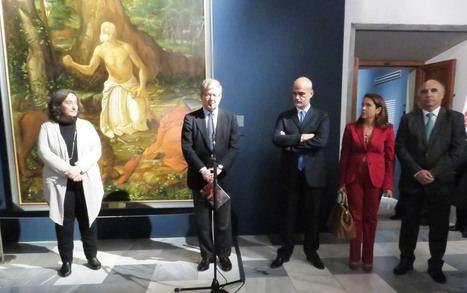 """Presentación de la exposición """"Navarrete el Mudo. Nuestro Apeles español"""", en El Escorial"""