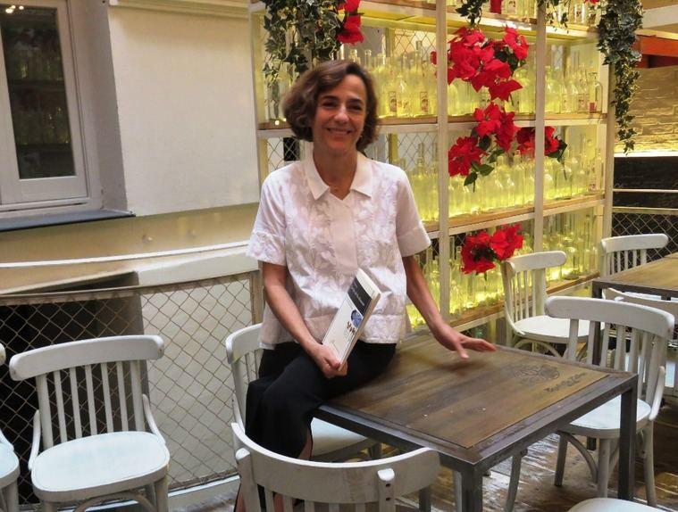 Nuria Barrios y su obra