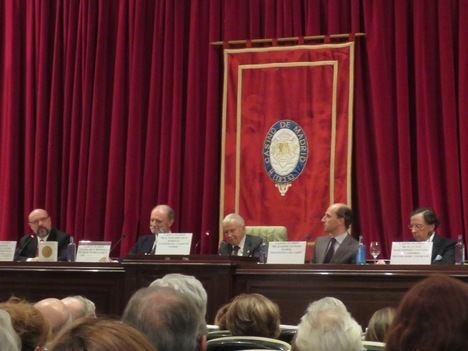 """Presentación del libro """"La Onza de Oro"""", de Domingo de Silos Manso"""