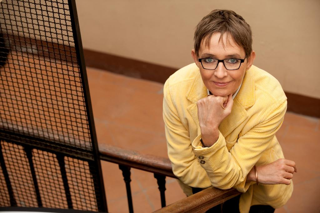 La escritora italiana Susanna Tamaro publica la fábula