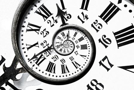 Tiempo, clave del lector de poesía