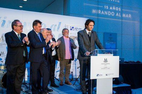 Entrega del XIII Premio Eurostar Hotels de Narrativa de Viajes