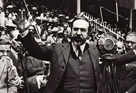Una reseña del sentido humanista del socialismo de Fernando de los Ríos