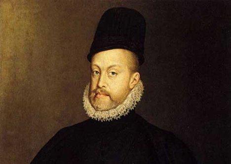 Prohibido estudiar en el extranjero con Felipe II