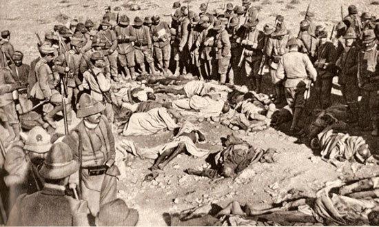 Los jóvenes socialistas madrileños contra la Guerra de Libia (1911)