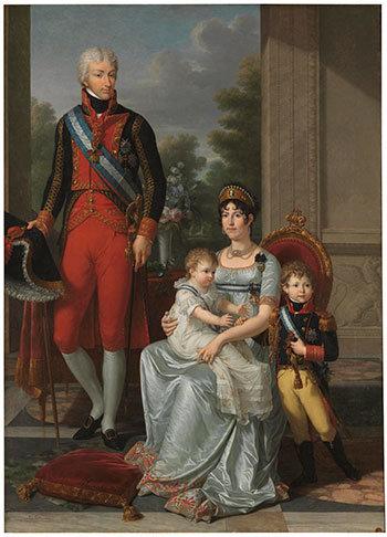 La Etruria napoleónica