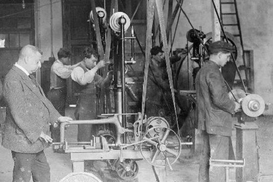 Theodor Schuster en el primer socialismo alemán