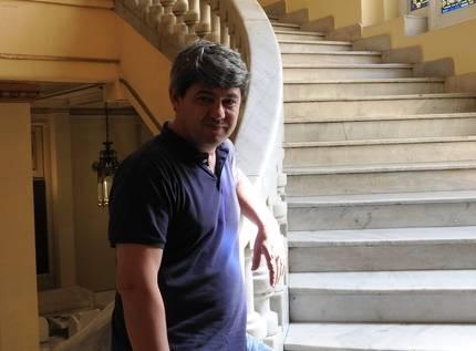 """Entrevista a Antonio Mercero, autor de """"El final del hombre"""""""